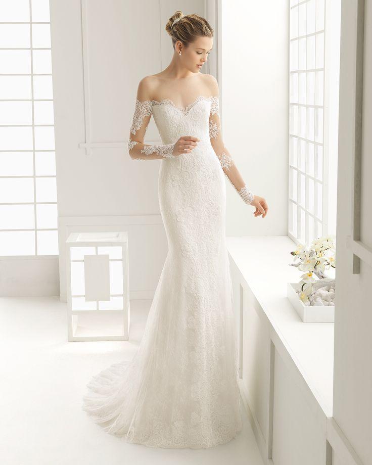 زفاف - Dore - Rosa Clará 2016 Bridal Collection
