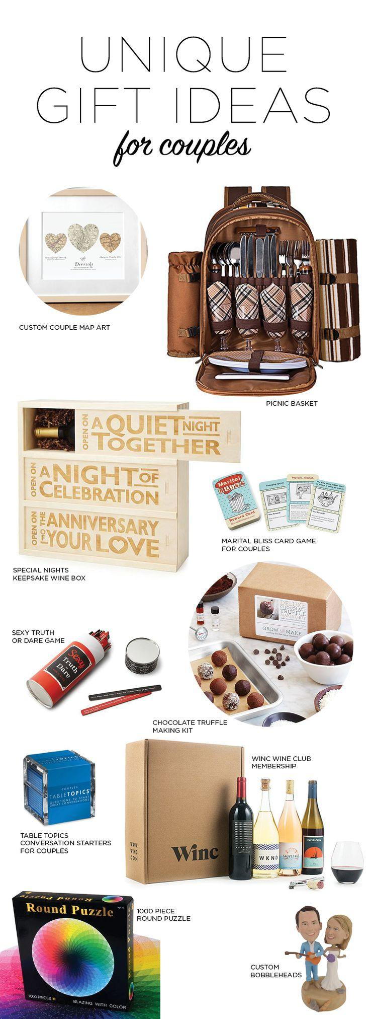 Wedding - Gift Ideas For Engaged Couples Or Newlyweds