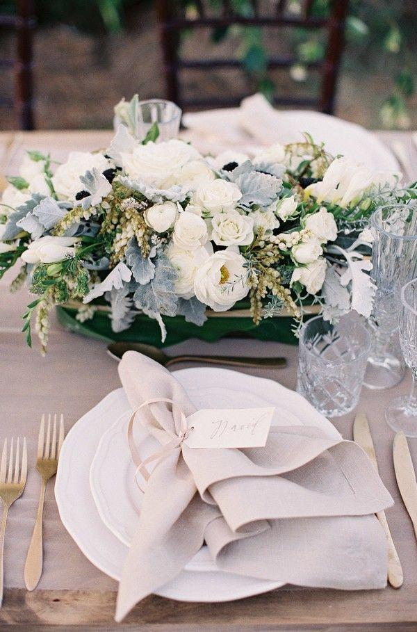 Top 15 So Elegant Wedding Table Setting Ideas For 2018 Page 3 Of 3
