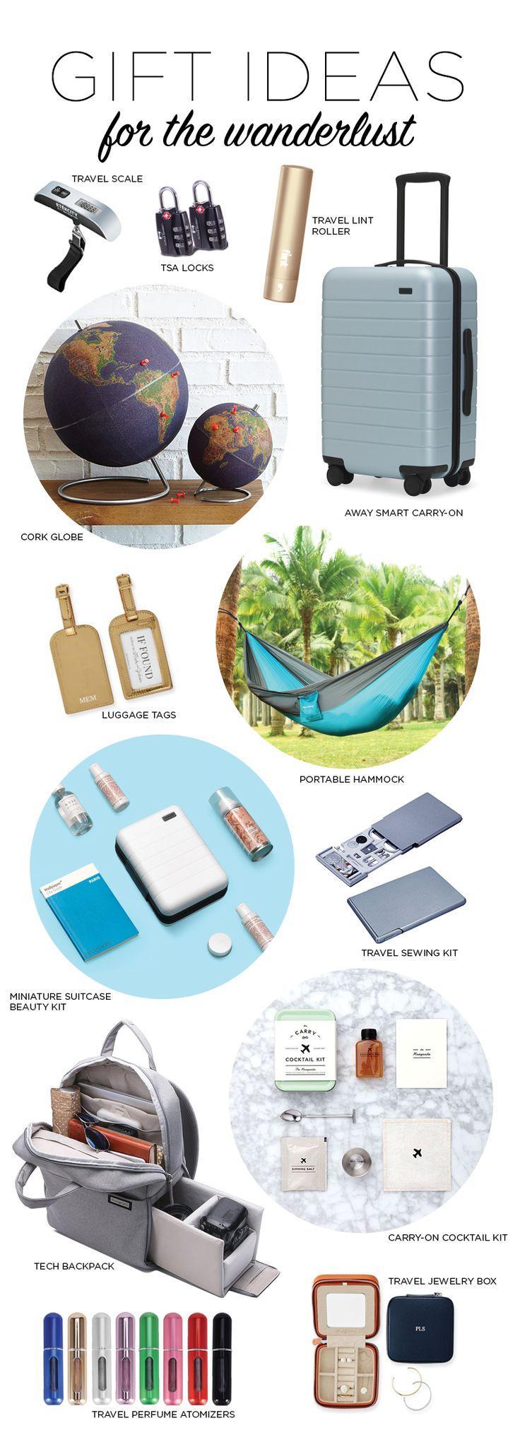 Wedding - Gift Ideas For The Wanderlust