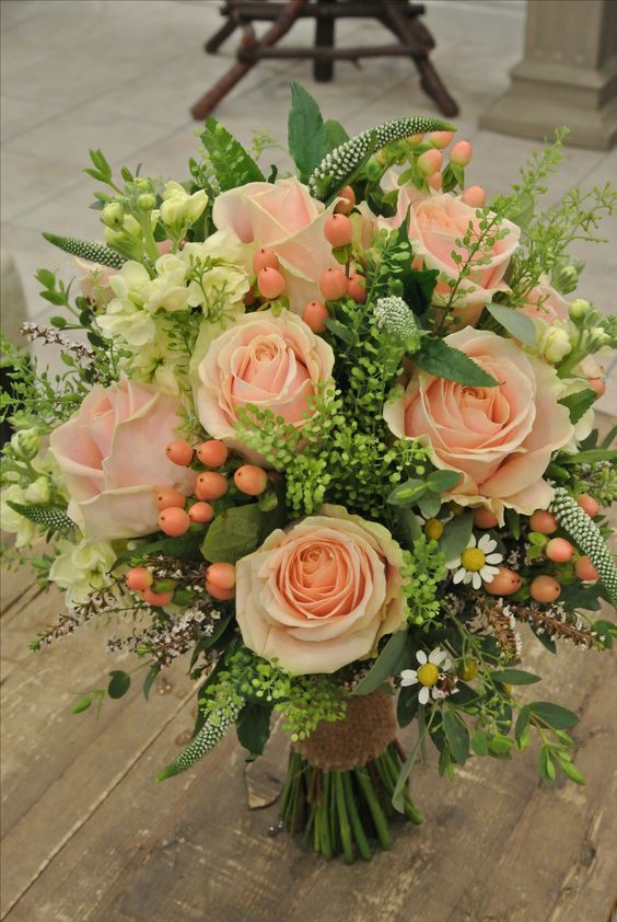 Mariage - The Florist In Me...