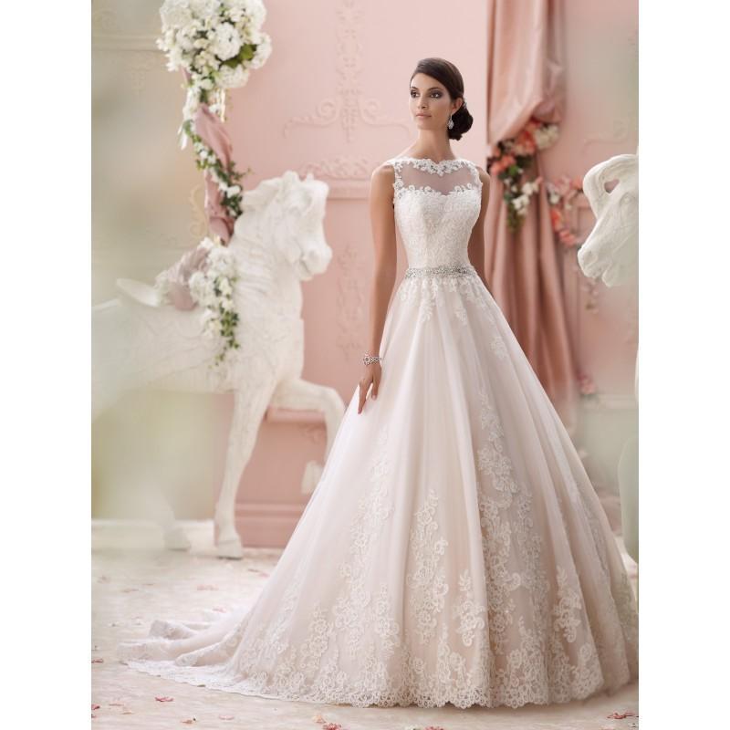 Wedding - David Tutera 115244 - Stunning Cheap Wedding Dresses
