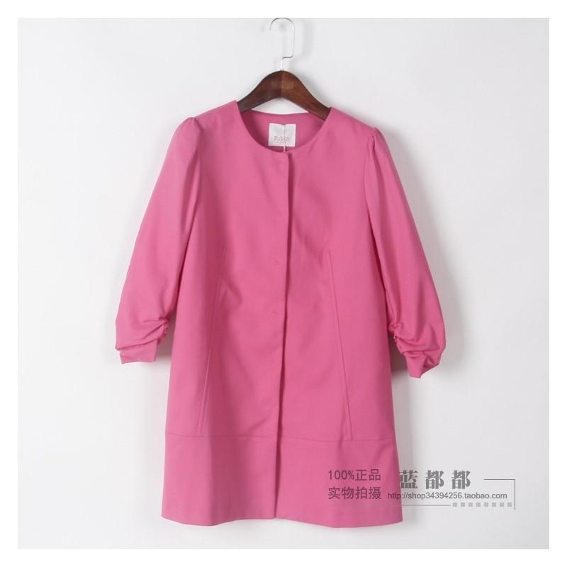 Свадьба - Vogue White Rose Red Water Proof Coat - Lafannie Fashion Shop