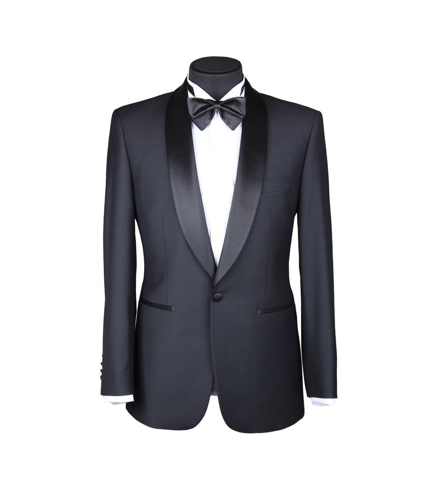 Boda - Tuxedo, Wedding tuxedo, Black wedding tuxedo, Suit with a tuxedo, Tuxedo suit