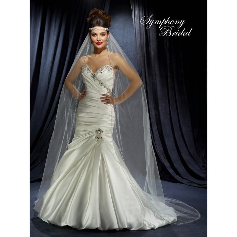 Symphony Wedding Dresses - Style S3200 - Formal Day Dresses #2798846 ...