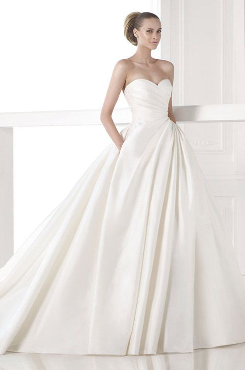 Mariage - Ball Gown Wedding Dresses