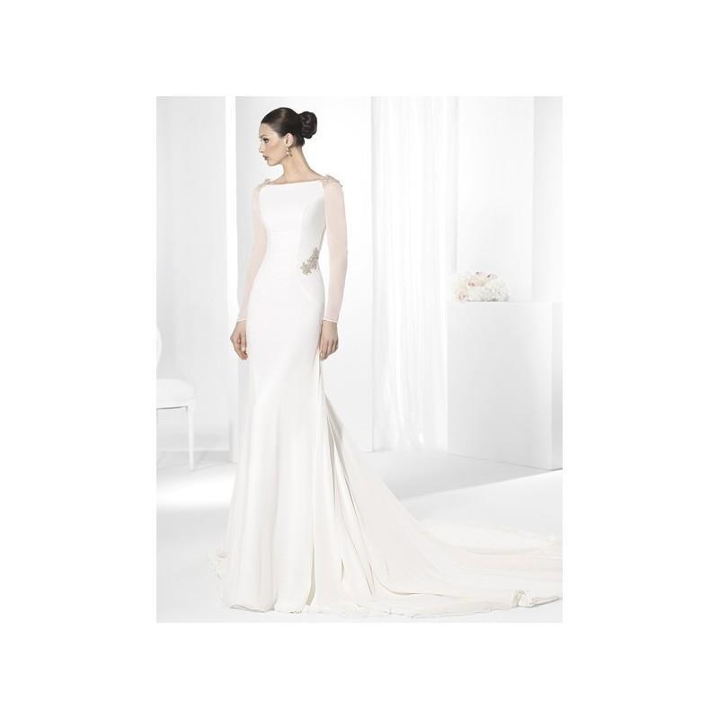 Свадьба - Manu Alvarez ma vestidos novia 2015 14 -  Designer Wedding Dresses