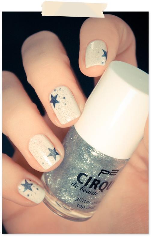 Свадьба - Star Nail Art