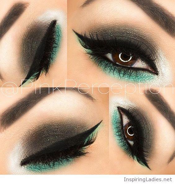 Mariage - Green Under Eyelids