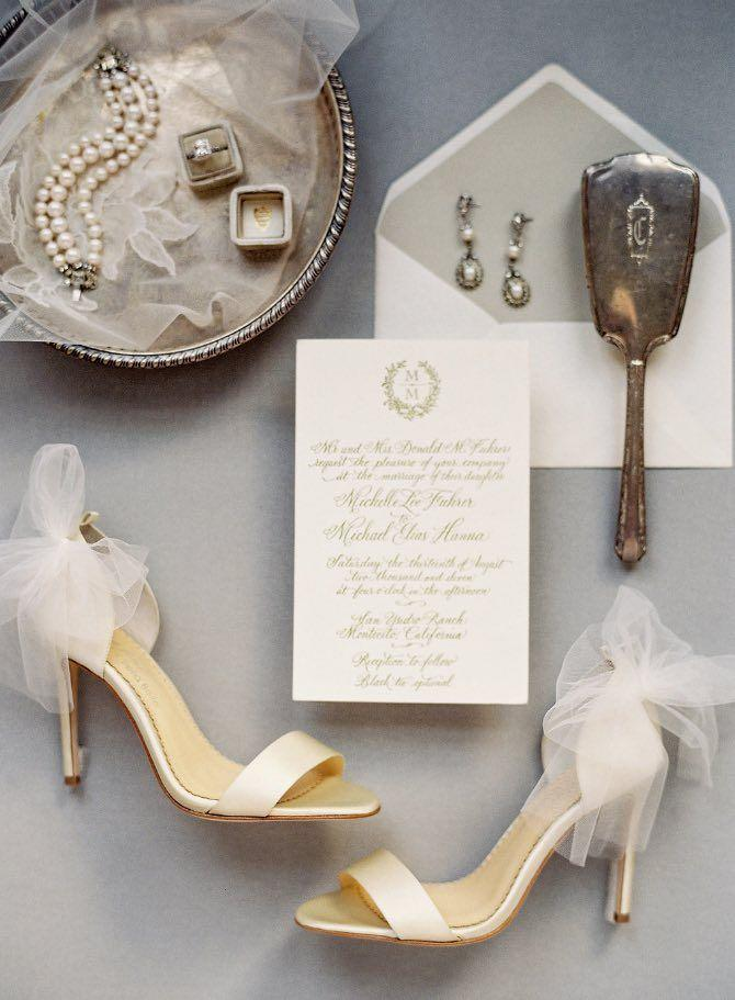 Свадьба - Breathtaking Bella Belle Wedding Inspiration Shoot