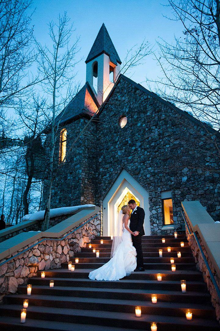 Hochzeit - 3 Incredible Colorado Winter Wedding Venues