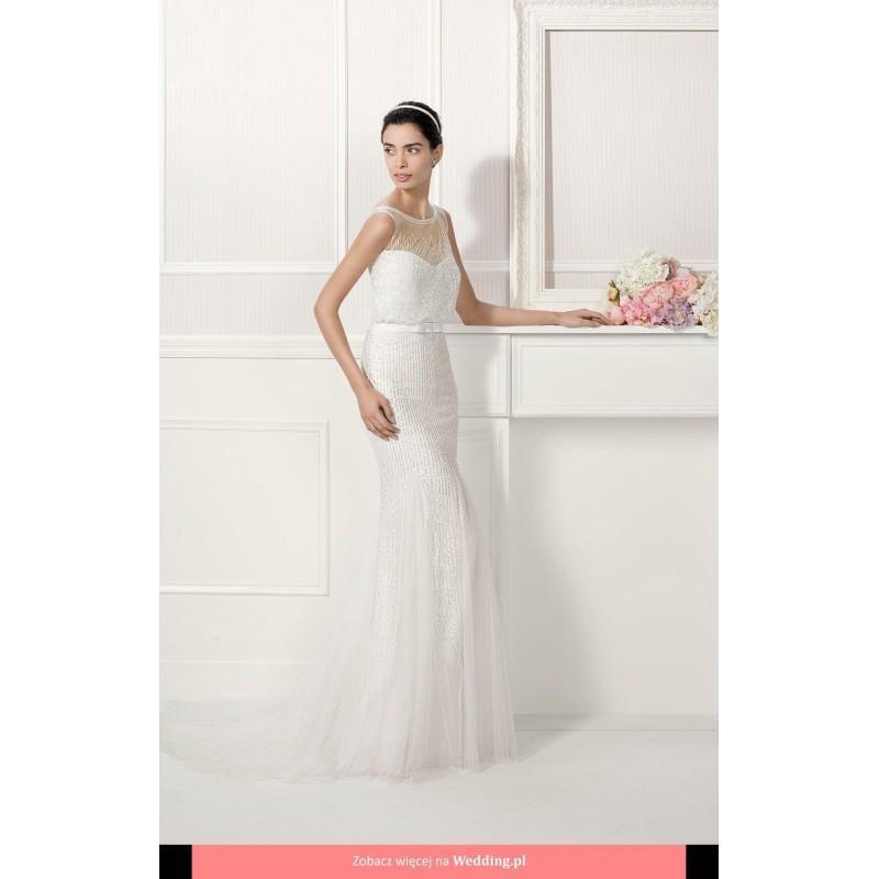 Mariage - Alma Novia - Fabila 2016 Floor Length High Neck Mermaid Sleeveless Short - Formal Bridesmaid Dresses 2017