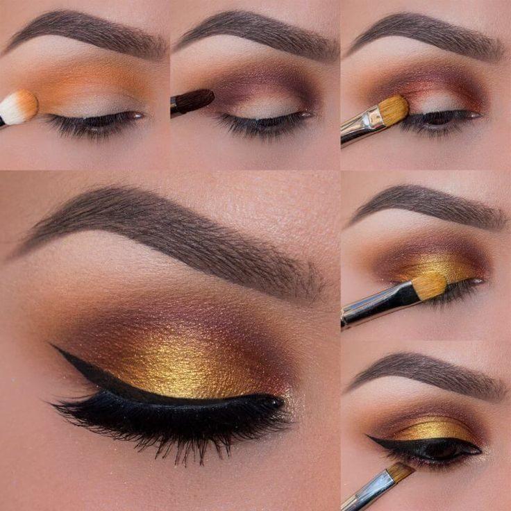 Mariage - Auburn Eyeshadow Tutorial