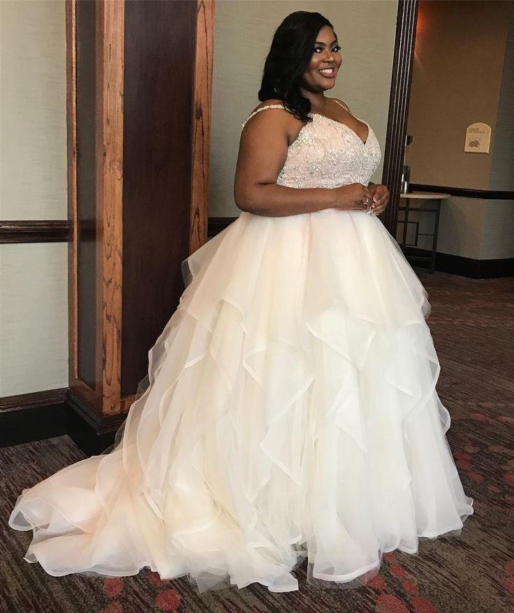 Custom Plus Size Wedding Dresses By Darius Bridal #2800300 ...