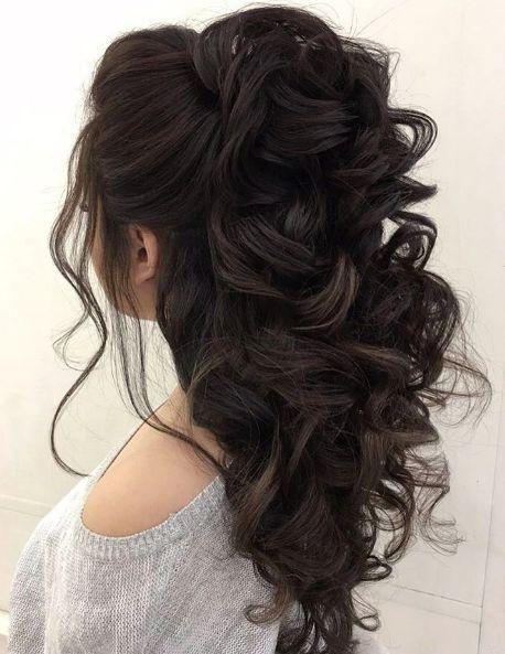 Hair Wedding Hairstyle Inspiration Elstile 2800311 Weddbook