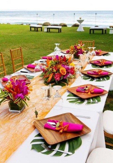 Wedding Theme Wedding Tropical 2800366 Weddbook