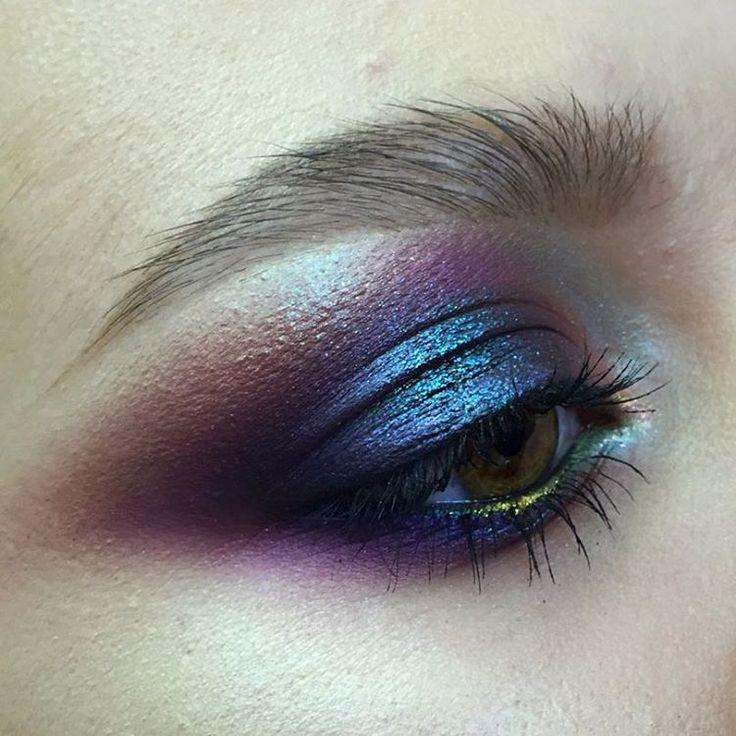 Свадьба - Metallic Eyeshadow