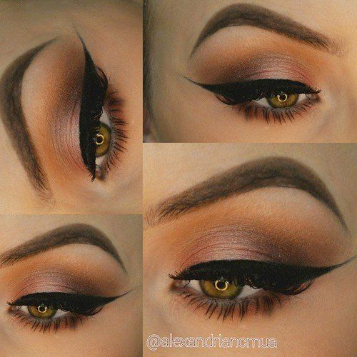 Свадьба - Soft Smokey Eye