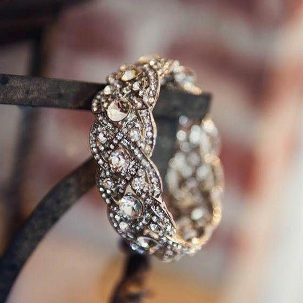 Wedding - 18 Brilliant Vintage Wedding Engagement Rings - Page 3 Of 3
