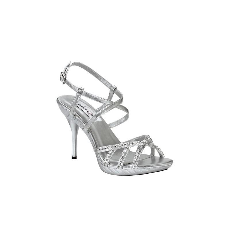 Mariage - Dyeables Evening Shoes Brooklyn-14110 Dyeables Evening Shoes - Rich Your Wedding Day