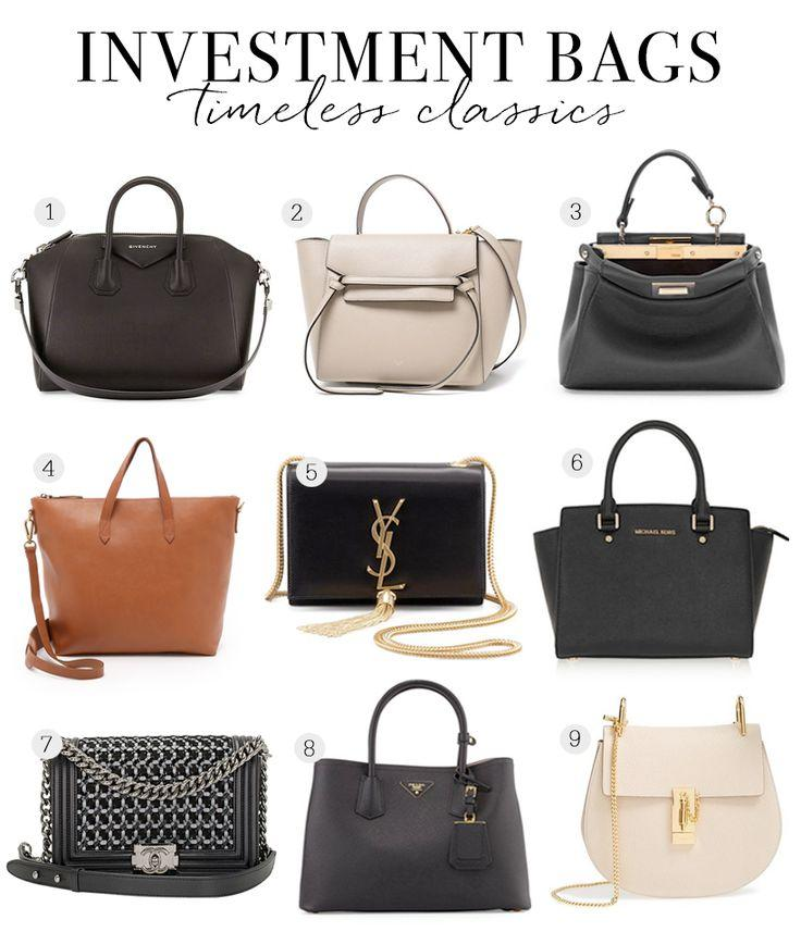 Wedding - Bags Worth The Investment