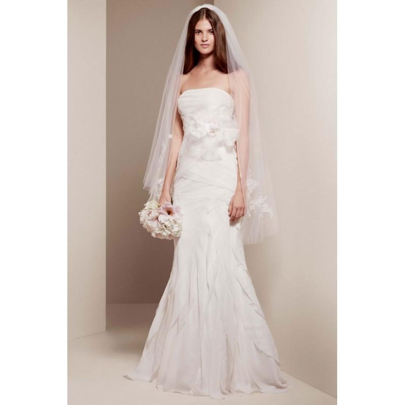 White By Vera Style Vw351146 Fantastic Wedding Dresses