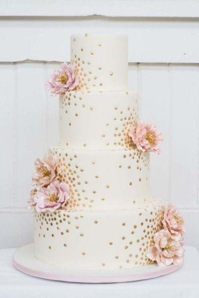 Hochzeit - Floral Cake