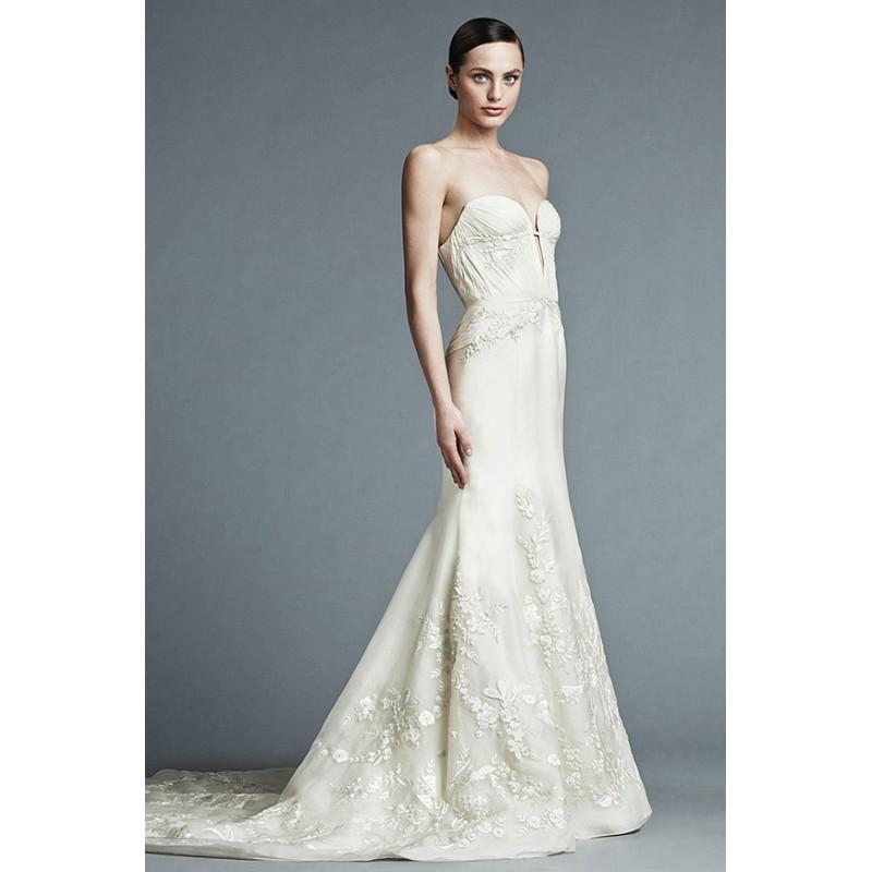 a0099450ddb J. Mendel Bridal-2015-collection Style 1 - Designer Wedding Dresses ...
