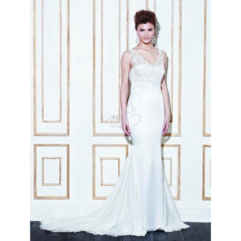 Wedding - Blue by Enzoani Bridal Spring 2014 - Gardo - Elegant Wedding Dresses