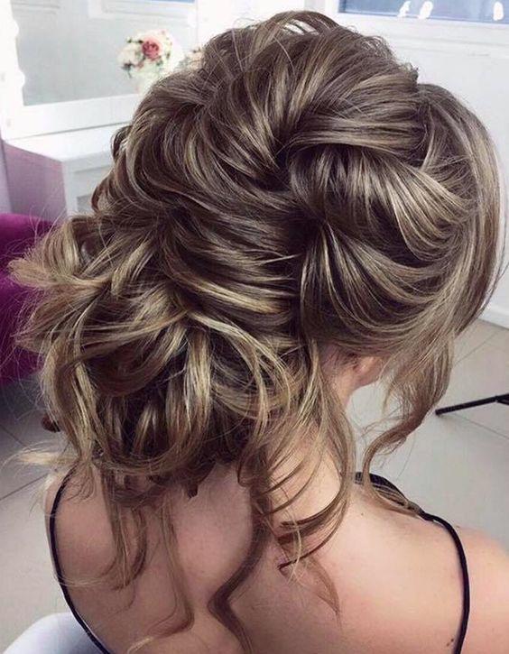 Hochzeit - Elstile Wedding Hairstyle Inspiration