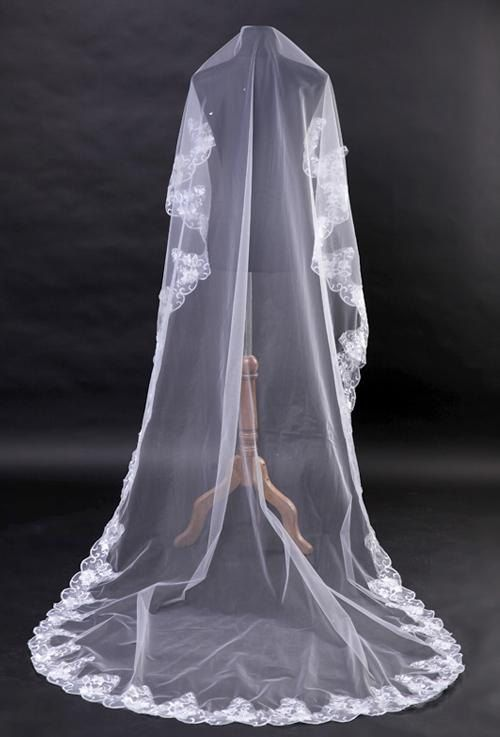 Wedding - Veil It Any Way You Want It....it's YOUR Day