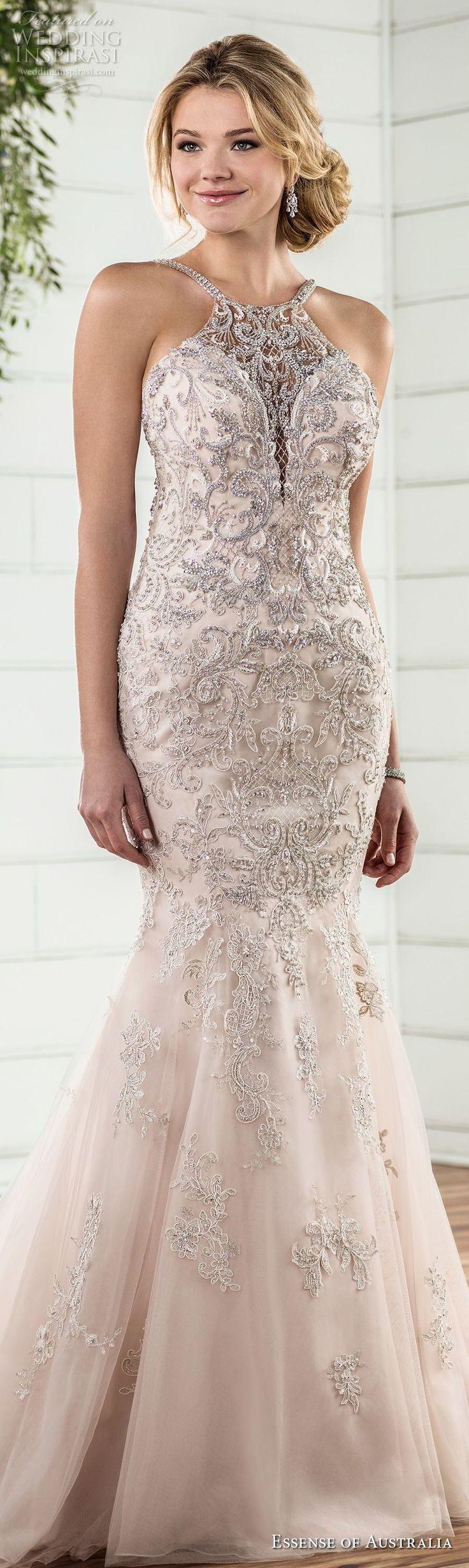 Свадьба - Essense Of Australia Fall 2017 Wedding Dresses