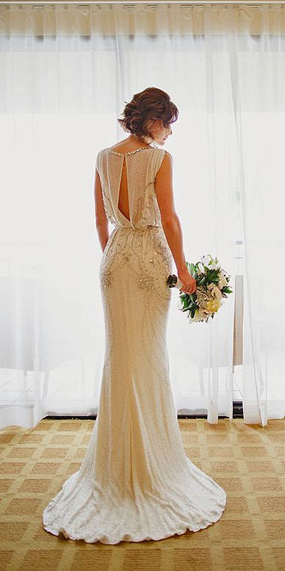 Свадьба - 40  Most Stunning Wedding Dresses That Will Take Your Breath Away