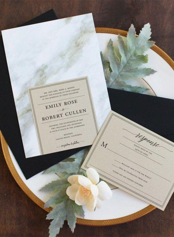Top 10 Wedding Invitations We Love From ETSY For 2018 Page 2 Of 2