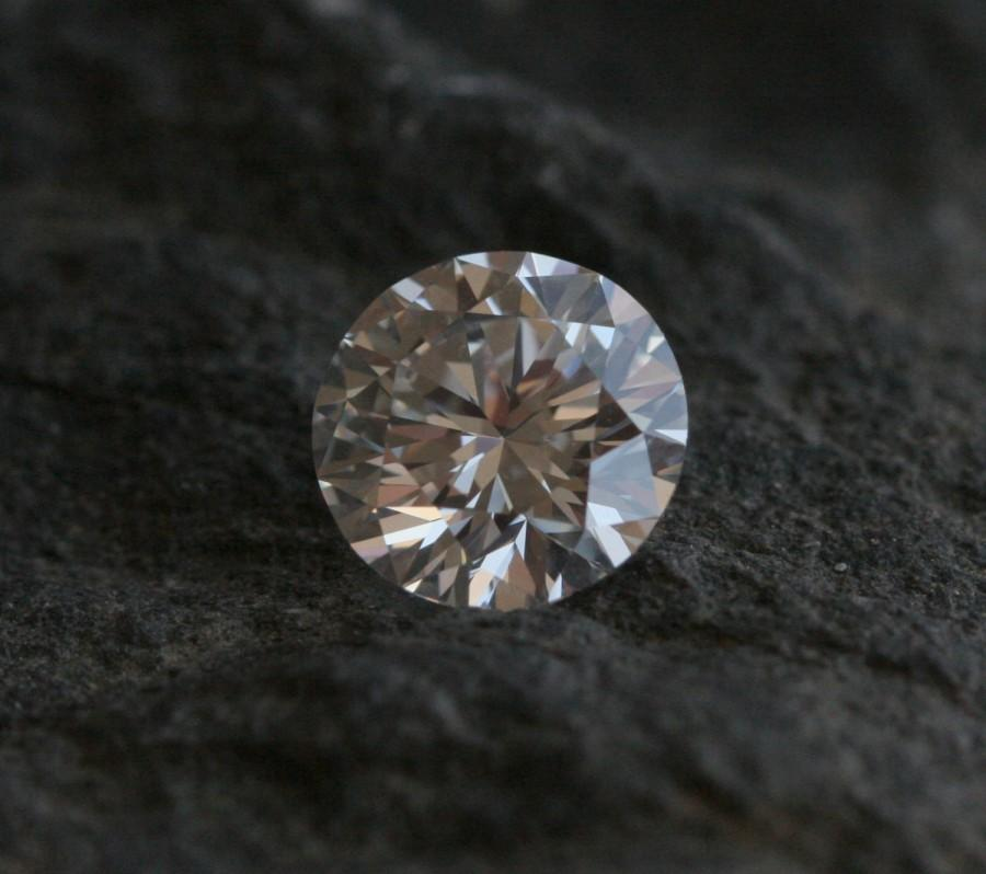 Mariage - Round Brilliant Cut Diamond Ideal Cut 2.31 ct GIA Certified HVS1 - BB1011A