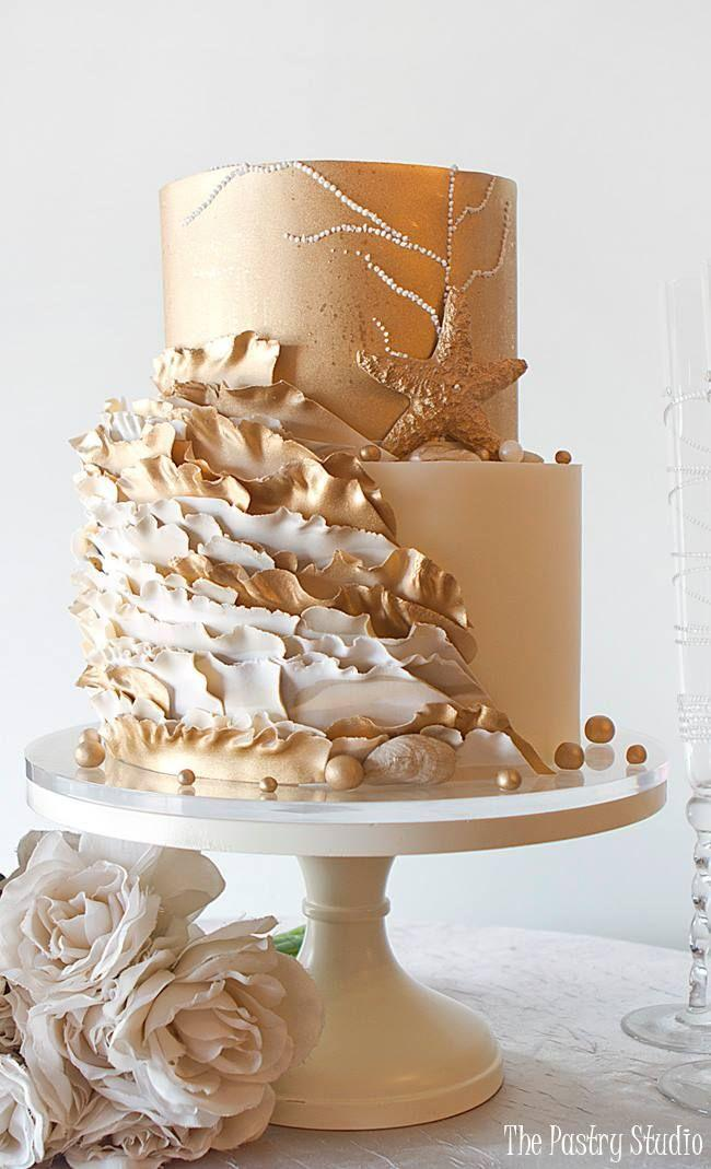 Hochzeit - Wedding Cake Inspiration - The Pastry Studio