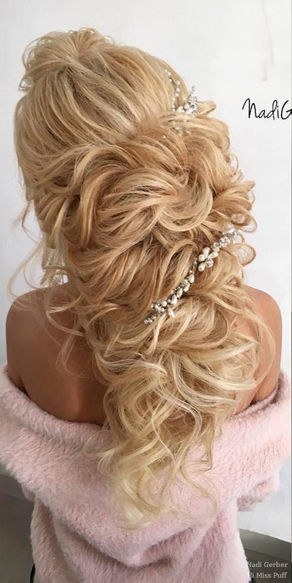 Wedding - 100 Wedding Hairstyles From Nadi Gerber You'll Want To Steal