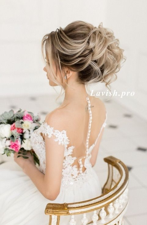 Mariage - Wedding Hairstyle Inspiration - Lavish.pro