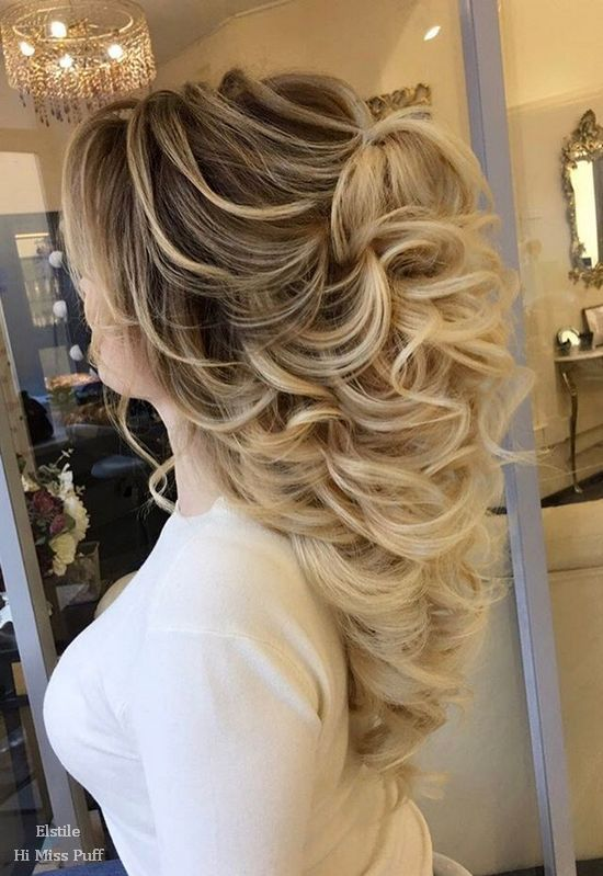 Mariage - 100 Wow-Worthy Long Wedding Hairstyles From Elstile