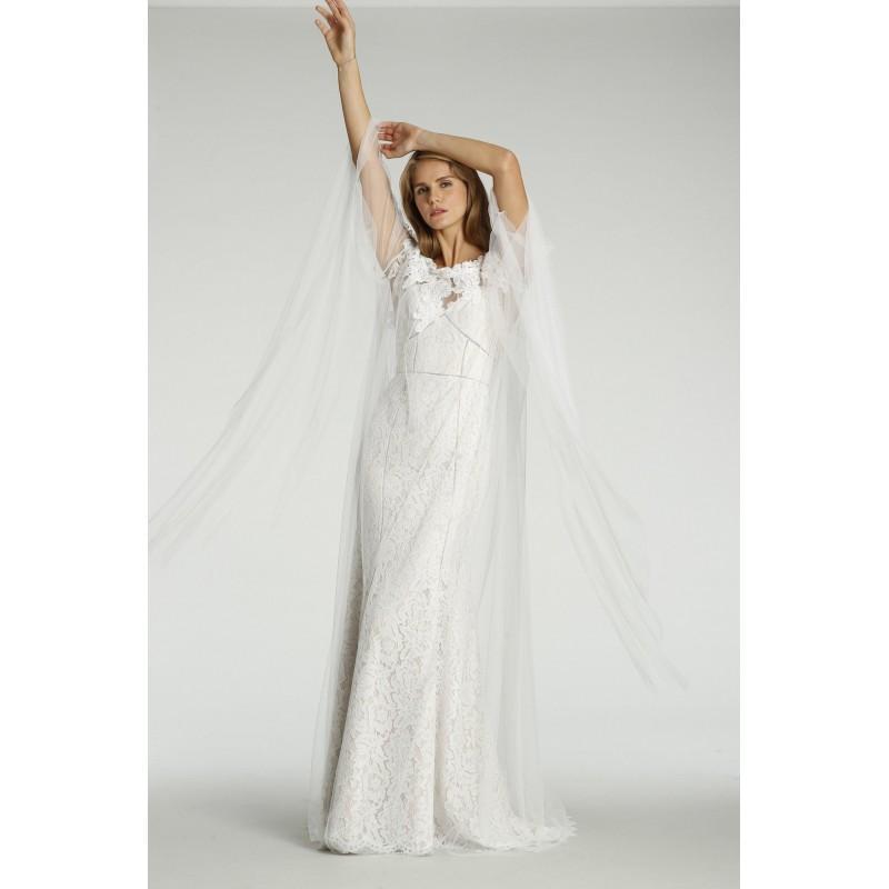 Ti Adora By Alvina Valenta 7704 Lace Mermaid Wedding Dress - Crazy ...