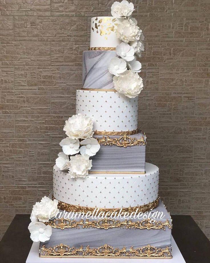 Wedding - Marble Cake