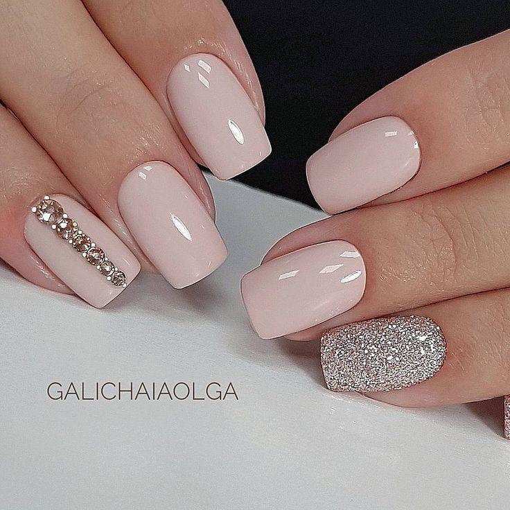 Wedding - Nail Art
