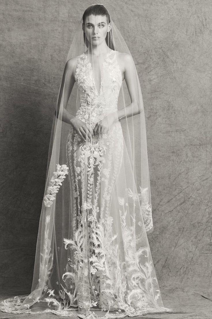 Wedding - Timelessly Elegant Zuhair Murad Wedding Dresses Fall 2018