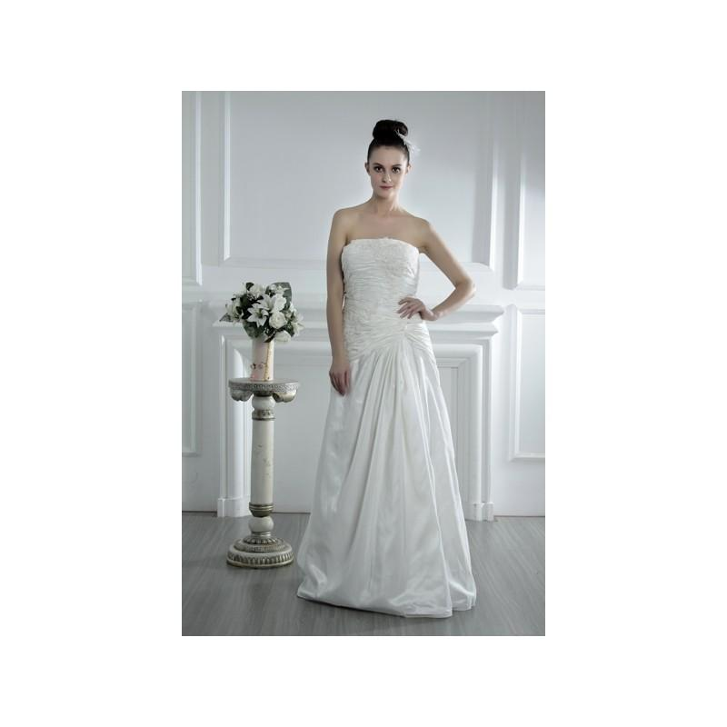 Mariage - Pearl Bridal Charm P0011 Janie - Stunning Cheap Wedding Dresses