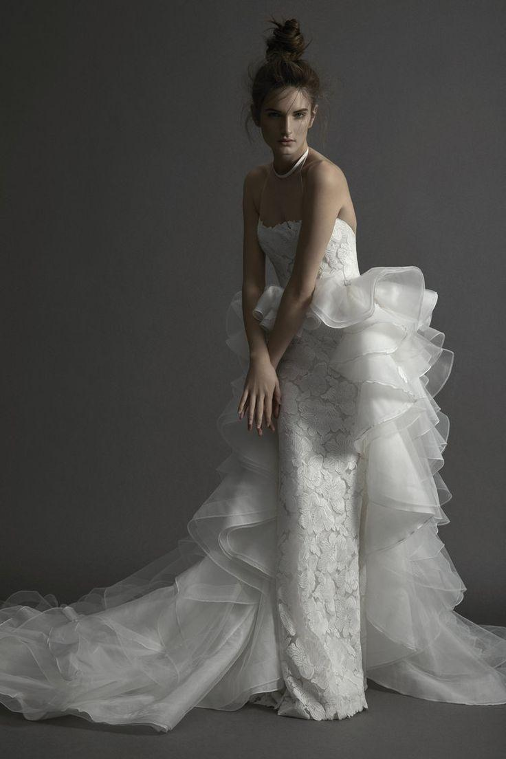 Wedding - Top Wedding Dress Designer Series: Modern Isabelle Armstrong Wedding Dresses