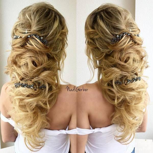 زفاف - 100 Wedding Hairstyles From Nadi Gerber You'll Want To Steal