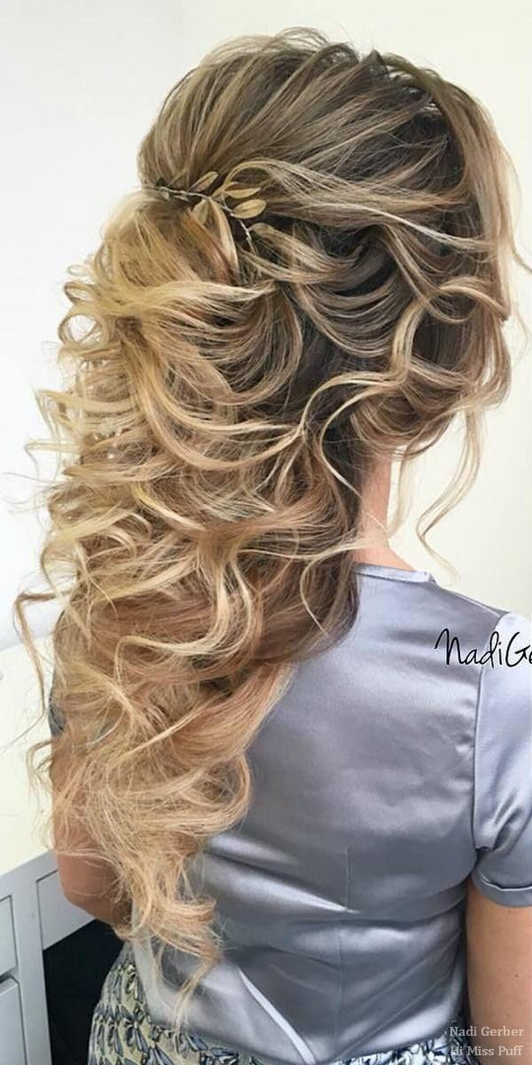 Mariage - 100 Wedding Hairstyles From Nadi Gerber You'll Want To Steal