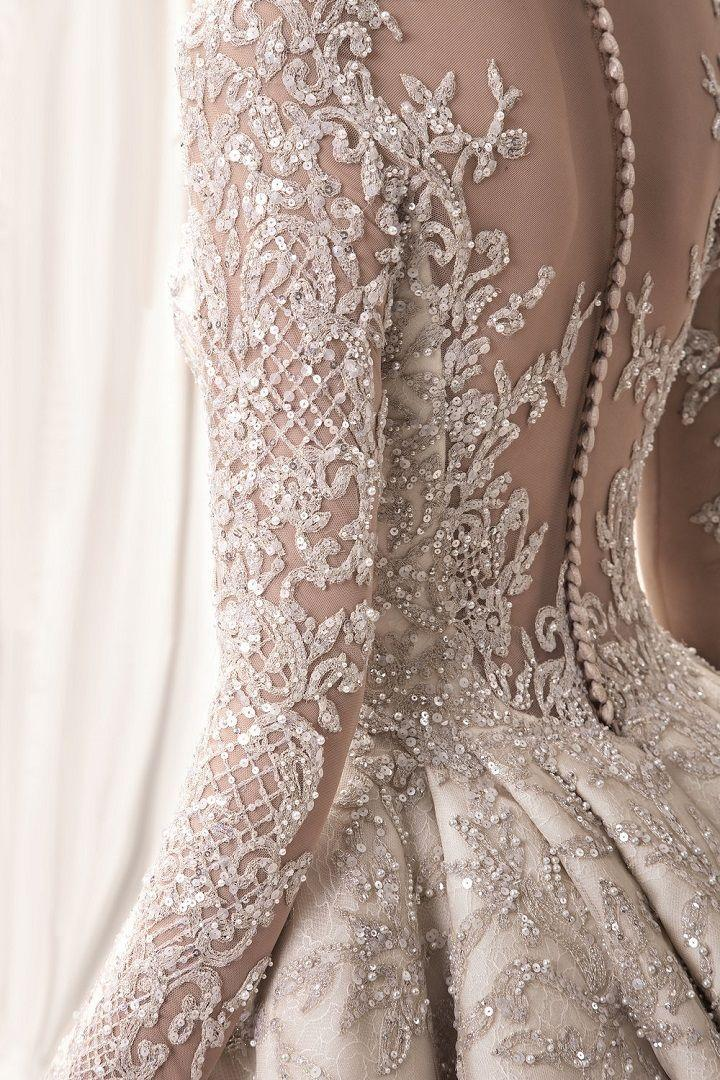 Mariage - Krikor Jabotian 2018 Bridal Collection – Sophisticated Wedding Dresses With Impeccable Detailing