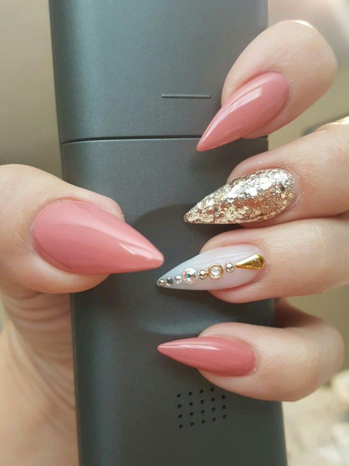 Wedding - Elegant Nail Art