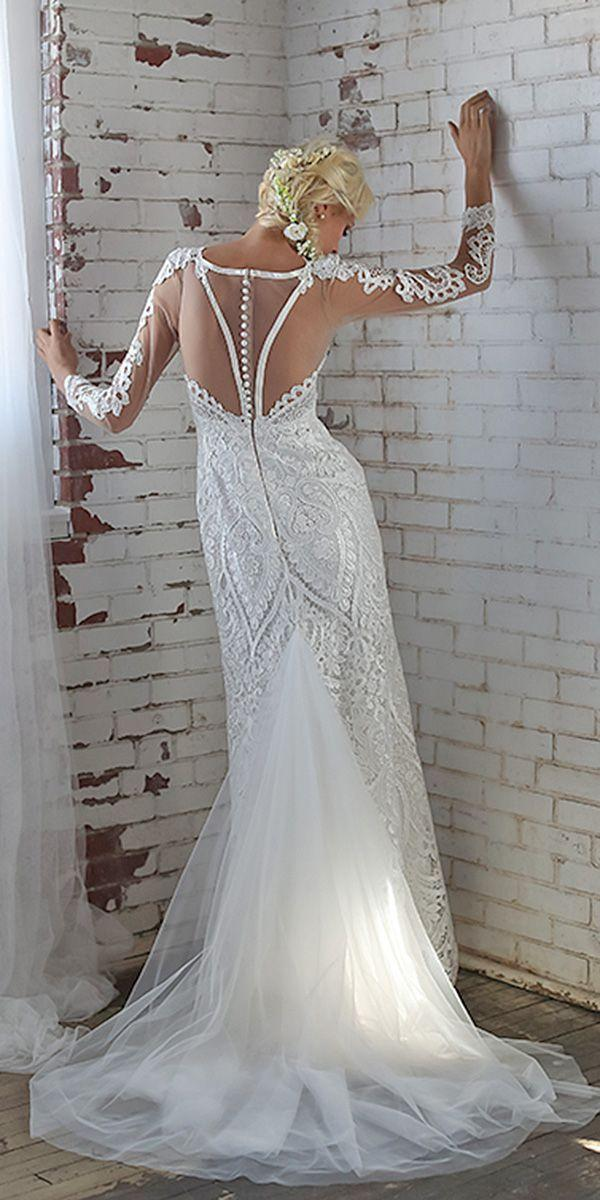 Wedding - 15 Perfectly Barbara Kavchok Wedding Dresses 2018